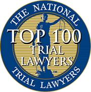 National Trial Lawyers -Top 100 Trial Lawyer